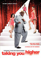 Cedric the Entertainer - Taking You Higher, DVD, Cedric Antonio Kyles, , New
