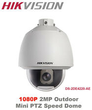 New Hikvision 2Mp 320X 1080P Full Hd Real-time Outdoor Mini Ip Speed Dome - PoE+