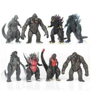 8-Pcs-Godzilla-King-of-The-Monsters-3-Godzilla-vs-King-Kong-Model-Figure-Toys'