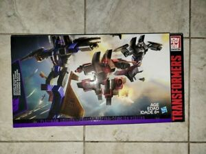 Hasbro Transformers Platinum Edition Seeker Squadron