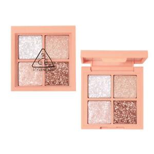 3CE Mini Multi Eye Color Palette #Glitter bomb Shine Korean Eyeshadow AU Stock