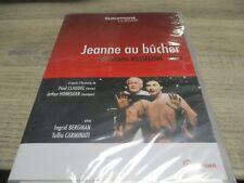"DVD NEUF ""JEANNE AU BUCHER"" Ingrid BERGMAN Tullio CARMINATI / Roberto ROSSELLINI"