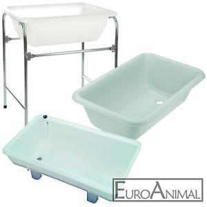 Spülwanne Waschwanne Kunststoffwanne Kunststoff-Waschbecken Spülbecken 65l, 100l