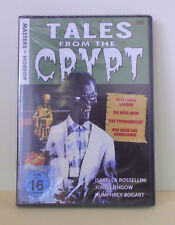 °° Tales from the Crypt - Masters of Horror - DVD - NEU & OVP °°