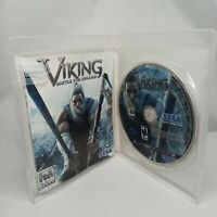 Viking: Battle for Asgard (Sony PlayStation 3, 2008) Complete VERY GOOD