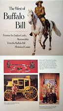 NORD AMERICA FAR WEST STORIA BUFFALO BILL NATIVI AMERICANI VOLUME ILLUSTRATO