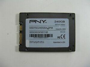 """SSD7SC240GSA-OPM PNY 240GB 2.5"""" SATA Internal Solid State Drive SSD"""