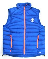 Ralph Lauren Mens Blue Gilet Body Warmer Polo Sport Size Medium RRP £175