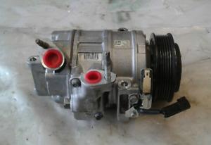 2011-2015 Ford Explorer 3.5L W/O TURBO AC A/C Air Conditioner Compressor OEM