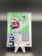 2020 Formula 1 F1 Topps Now Card #1 Pierre Gasly Secures First Victory at Monza