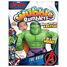 READ LISTING!! Wubble Rumblers MARVEL AVENGERS HULK Inflatable Figure IT'S HUGE!
