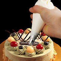 New 100pcs Disposable Cream Pastry Cake Icing Piping Decor Bags Baking Tool