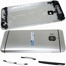 Replacement Housing Battery Cover Shell Panel For HTC ONE M9 Camera Silver Black