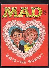 Mad Magazine #45 Vg 1959 Ec