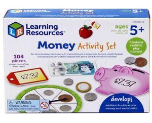 Learning Resources Money Activity Set   KS1 Maths