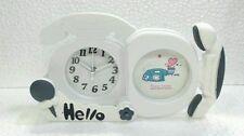 Kids Clock Co.Vintage Telephone Convertible Photo frame &Table Alarm Clock