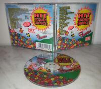 CD HIT MANIA DANCE - FLOWERS - BROTHERS BLITZ LOUISE SMOKE