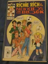 RICHIE RICH & THE NEW KIDS ON THE BLOCK (1991 Series) Comics