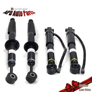 4PCS Complete Set Front & Rear Struts Shock Absorbers for 08-20 TOYOTA SEQUOIA