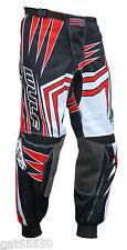 "New Wulfsport Red Sz 38"" Motocross Enduro Pants Quad Trousers Cr Crf Xr Ec Beta"
