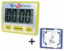 Optiparts Opti Windesign Digital Regatta Minuterie Horloge Avec Mât Montage -