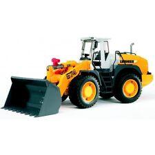 Bruder Liebherr Radlader L 574 02430 Baufahrzeug gelb,Kinderspielzeug, Baustelle