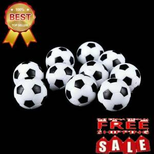 32mm Soccer Table Foosball Replacement Plastic Ball Acces Fussball Football P0F4