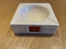 "Vintage Dunhill Ceramic Ashtray- 7"" x 7"""