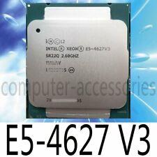 Intel Xeon E5-4627v2 E5 4627v2 E5 4627 V2 3.3 GHz Eight-Core Eight-Thread CPU Processor 16M 130W LGA 2011