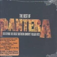 Best of Pantera Far Beyond The Great 0081227393229 CD