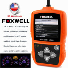Foxwell Universal Car Engine Check Code Reader Scanner Diagnostic Tool 1996-2017