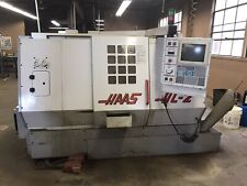 Used Haas Hl 2 Cnc Turning Center Lathe