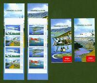 Island 2009 - Flugzeuge - Boeing 757 - Wasserflugzeug - Fokker F50 - Nr. 1235-38