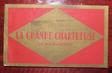 Carnet de cartes postales - La Grande Chartreuse - Edition monuments historiques