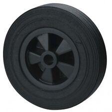 Galet de roue jockey - Plastique - Diamètre 200mm remorque - caravane