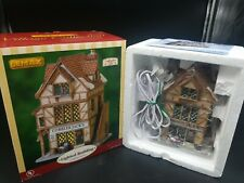 LEMAX Caddington Village Collection COBBLER JACK'S Lighted Christmas Building