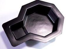 Paver Molds Small Lot of 3 pcs to make Concrete Patio Pavers - Cement Mold Forms