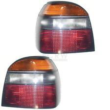 Rückleuchten Heckleuchten Set rechts & links für VW Golf III 3 91-97 Rot/Grau