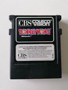 Jeu DONKEY KONG pour COLECOVISION CBS