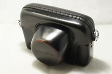 Minolta Camera Case for AL-E Rangefinder Deep Brown [M-53]