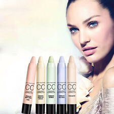 6 Colors Pro Highlight Cream Face Eye  Foundation Concealer Pen Stick Mak Gift