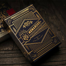 Monarch Playing Cards Deck by Murphy's Magic and Theory 11