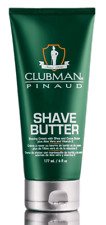 Clubman Shave Butter (3-pack) Brand New, Sealed in Display