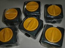 BERKER ISO-PANZER 3046 FR-AP Dreh-Wechselschalter IP66