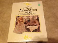 Arcadian Court Barbie Doll NEW factory sealed Canadian Exclusive