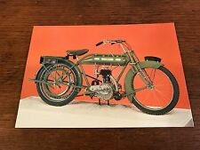 1912 500cc Centaur National Motorcycle Museum Postcard