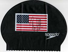 RYAN LOCHTE & CULLEN JONES Signed Autographed USA Swim Cap, USA, Swimcap JSA LOA