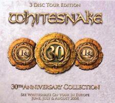 WHITESNAKE 30TH ANNIVERSARY COLLECTION CD NEW REMASTERED BOX SET