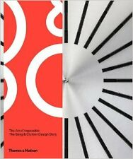 The Art of Impossible: The Bang & Olufsen Design Story New Hardcover Book Alasta