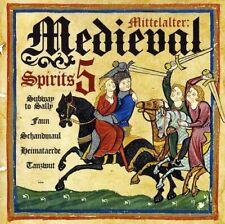 MEDIEVAL SPIRITS VOL.5 CD Heimataerde FAUN Schandmaul SUBWAY TO SALLY